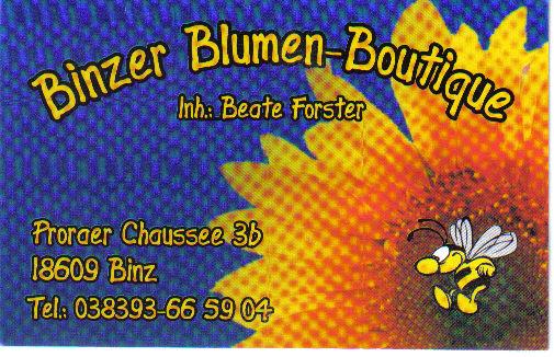 Logo_Binzer Blumen Boutique